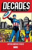 Decades: Marvel In The 50s - Captain America Strikes