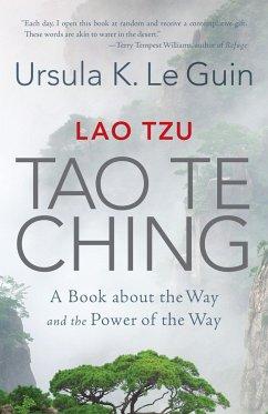 Lao Tzu: Tao Te Ching - Guin, Ursula K. Le