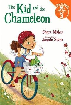 Kid and the Chameleon - Mabry, Sheri
