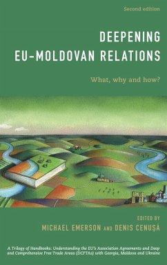 Deepening EU-Moldovan Relations (eBook, ePUB)