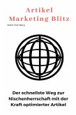 Artikel Marketing Blitz (eBook, ePUB)
