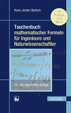 Taschenbuch mathematischer Formeln für Ingenieure und Naturwissenschaftler (eBook, PDF)