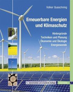 Erneuerbare Energien und Klimaschutz (eBook, PDF) - Quaschning, Volker