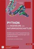 Python für Ingenieure und Naturwissenschaftler (eBook, PDF)
