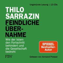 Feindliche Übernahme (MP3-Download) - Sarrazin, Thilo