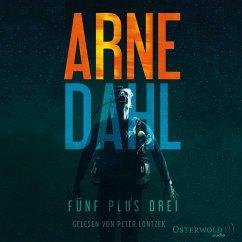 Fünf plus drei / Berger & Blom Bd.3 (MP3-Download) - Dahl, Arne