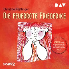 Die feuerrote Friederike (MP3-Download) - Nöstlinger, Christine
