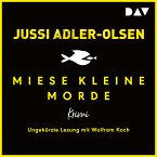 Miese kleine Morde. Crime Story (MP3-Download)