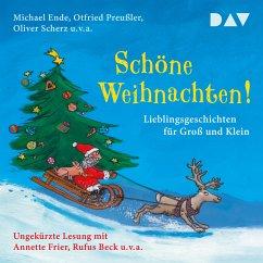 Schöne Weihnachten! Lieblingsgeschichten für Groß und Klein (MP3-Download) - Ende, Michael; Preußler, Otfried; Scherz, Oliver