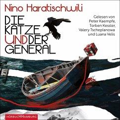 Die Katze und der General (MP3-Download) - Haratischwili, Nino