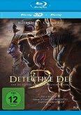 Detective Dee und die Legende der vier himmlischen Könige (Blu-ray 3D + Blu-ray)