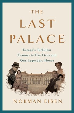 The Last Palace (eBook, ePUB) - Eisen, Norman