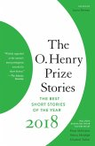 The O. Henry Prize Stories 2018 (eBook, ePUB)