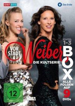 Vorstadtweiber - Die Kultserienbox - Vorstadtweiber 1-3 Box/9dvds