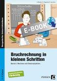 Bruchrechnung in kleinen Schritten 4 (eBook, PDF)