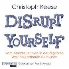 Disrupt Yourself (MP3-Download) - Keese, Christoph