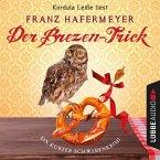 Schäfer und Dorn, Band 2,5: Der Brezen-Trick - Ein kurzer Schwabenkrimi (Ungekürzt) (MP3-Download)