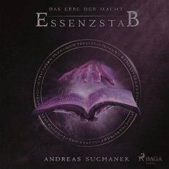 Essenzstab / Das Erbe der Macht Bd.2 (Ungekürzt) (MP3-Download) - Suchanek, Andreas