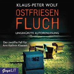 Ostfriesenfluch / Ann Kathrin Klaasen ermittelt Bd.12 (MP3-Download) - Wolf, Klaus-Peter