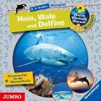 Haie, Wale und Delfine / Wieso? Weshalb? Warum? - Profiwissen Bd.24 (MP3-Download)