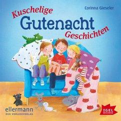 Kuschelige Gutenachtgeschichten (MP3-Download) - Gieseler, Corinna