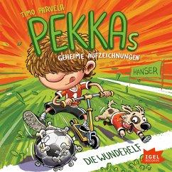 Die Wunderelf / Pekkas geheime Aufzeichnungen Bd.2 (MP3-Download) - Parvela, Timo