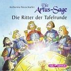 Die Artus-Sage. Die Ritter der Tafelrunde (MP3-Download)