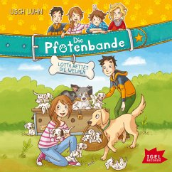 Lotta rettet die Welpen / Die Pfotenbande Bd.1 (MP3-Download) - Luhn, Usch