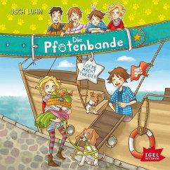 Socke macht Theater / Die Pfotenbande Bd.2 (MP3-Download) - Luhn, Usch