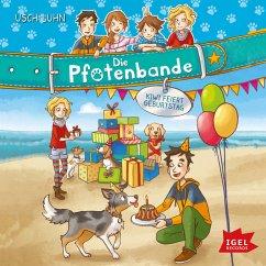 Kiwi feiert Geburtstag / Die Pfotenbande Bd.3 (MP3-Download) - Luhn, Usch