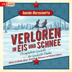Verloren in Eis und Schnee (MP3-Download)