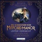 Die Schwestern von Mitford Manor – Unter Verdacht (MP3-Download)