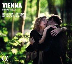 Vienna-Fin De Siècle-Lieder - Hannigan,Barbara/De Leuuw,Reinbert