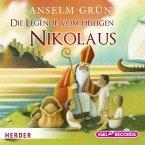 Die Legende vom heiligen Nikolaus (MP3-Download)