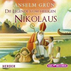 Die Legende vom heiligen Nikolaus (MP3-Download) - Grün, Anselm