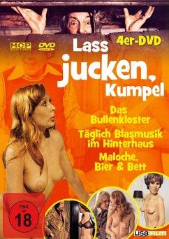Lass jucken Kumpel - DVD-Box - Diverse