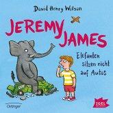 Jeremy James. Elefanten sitzen nicht auf Autos (MP3-Download)