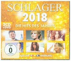 Schlager 2018-Die Hits Des Jahres - Diverse