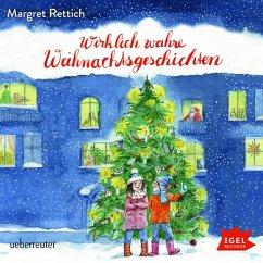 Wirklich wahre Weihnachtsgeschichten (MP3-Download) - Rettich, Margret