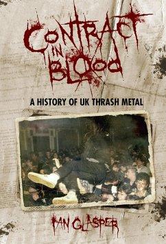 Contract In Blood (eBook, ePUB) - Glasper, Ian