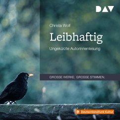 Leibhaftig (MP3-Download) - Wolf, Christa