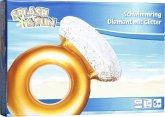 Splash & Fun Schwimmring Diamant mit Glitter