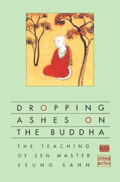 Dropping Ashes on the Buddha (eBook, ePUB)