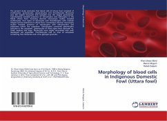 Morphology of blood cells in Indigenous Domestic Fowl (Uttara fowl)
