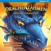Suche nach dem Drachenjuwel / Drachenzähmen leicht gemacht Bd.10 (MP3-Download)