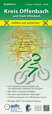 Radfahren - Kreis Offenbach und Stadt Offenbach - Messer, Michael
