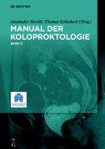 Manual der Koloproktologie, 2 / Manual der Koloproktologie Band 2, Bd.2