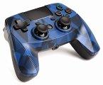 Snakebyte Game:Pad 4 S Wireless Camo Blue