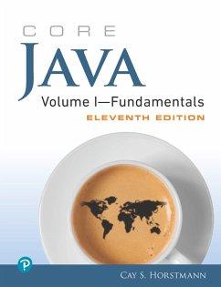 Core Java Volume I--Fundamentals (eBook, PDF) - Horstmann, Cay S.