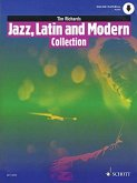 Jazz, Latin and Modern Collection: 15 Pieces for Solo Piano Book/Audio Online